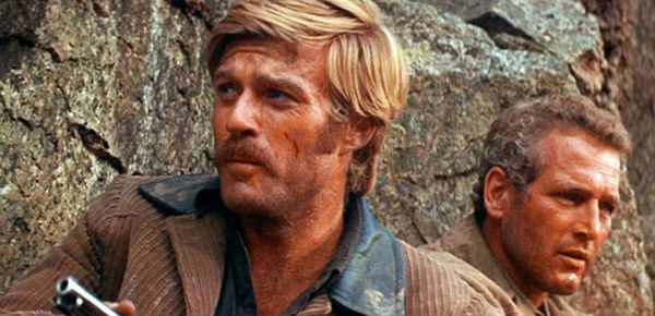 risk as seen in Butch Cassidy and the Sundance Kid