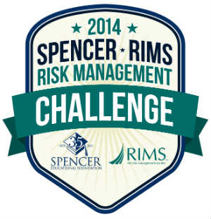 spencer RIMS Risk Management Challenge logo