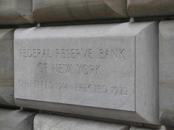 federal reserve image
